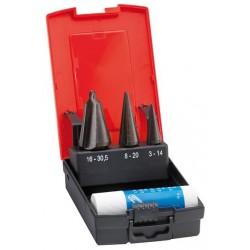 Blechschälb.Stz.HSS 3-30,5mm FORMAT