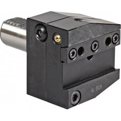 VDI Abstechhalter links AL 25x 26mm