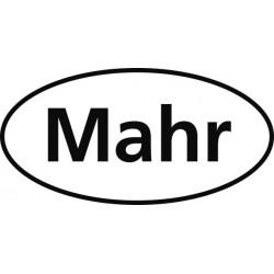 Einz. Verlängerungen 25mm MAHR