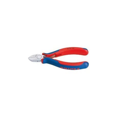Elektromech.-Seitenschn. 125mm F2 poliert Knipex