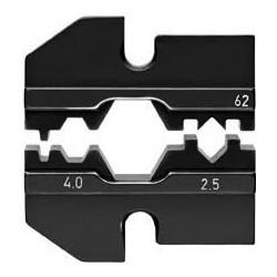 Crimpprofil für Hub.+Suhner 4/6qmm Knipex