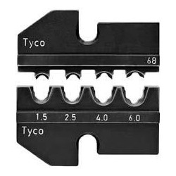 Crimpprofil für Solar- Steckverb. Tyco Knipex