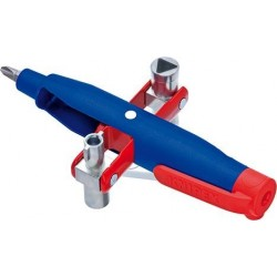 Schaltschrankschlüssel f.Schalt-Schränke Knipex