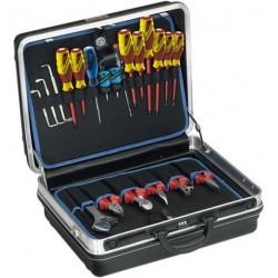 Werkzeugsort.ELEKTRIKER 90tlg. + Koffer Gedore