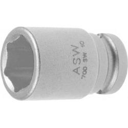 """Kr.-Steckschl.-Eins. 1/4"""" 6mm ASW"""