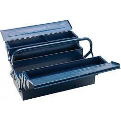 Werkzeugkasten Stahlblech430x200x200 5tlg. FORMAT
