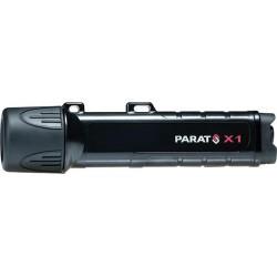 Taschenlampe X1 LED 167x38mm schwarz Parat