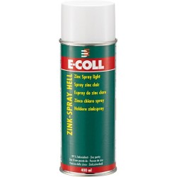 Zink-Spray hell 400ml E-COLL