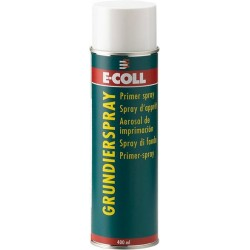 Grundierspray 400ml grau E-COLL
