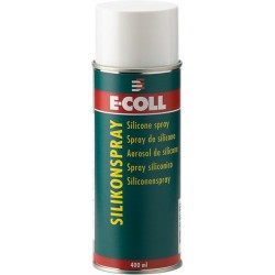 Silikon-Spray 400ml E-COLL