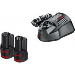 Set acumulatori Akku Basis 12,0 V 3,0 Ah Bosch