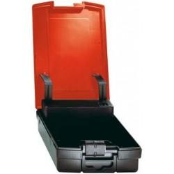 Kunststoffkassette leer 4-30,0mm FORMAT