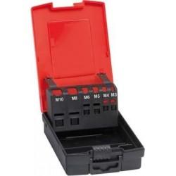 Kunststoffkassette leer M3-M10 FS FORMAT
