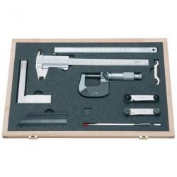 Messzeugsatz 8-t. mit TaMS TWIN FORMAT