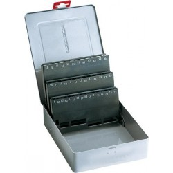 Metallkassette leer 1- 5,9mm FORMAT