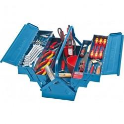 Elektriker-Werkzeugsatz 40tlg. in Koffer FORMAT
