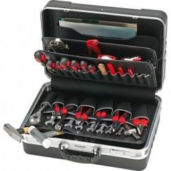 Universal-Werkzeugsatz 43tlg. in Koffer FORMAT