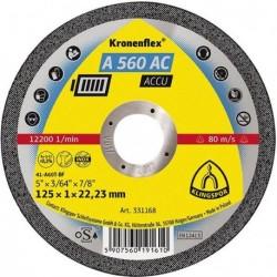 Trennscheibe A 560 AC 115 x 1,0mm Klingspor
