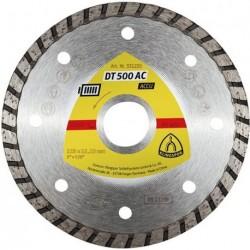 Dia.-Trennscheibe DT500AC115x1,9mm Turbo Klingspor