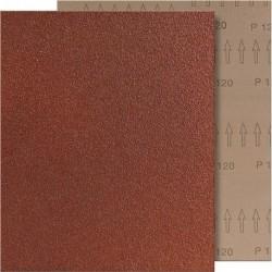 Schleifleinen braun 230x280mm K 40 FORMAT