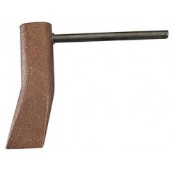 Kupferstück Propan 350g Hammerf. gekr. Lorch