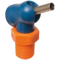 """Hochdruckdüse XW b. 70Bar1/8"""" D1,6mm L 0 mm IBT"""
