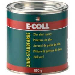 Zink-Staubfarbe 800g Dose E-COLL