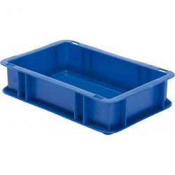 Stapeltransportkasten 300x200x75 mm blau