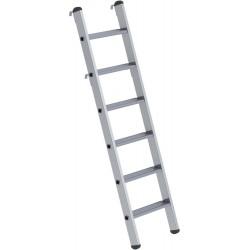 Regalleiter alu 6 Stufen einhängbar