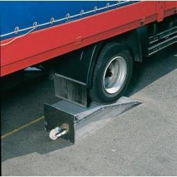 Auffahrkeil Aluminium H145 mm 12000 Kp