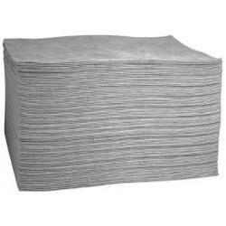 Universalbindetücher verstärkt, grau 40x50cm