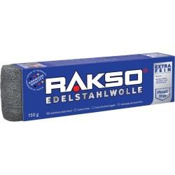 Edelstahlwolle Gr. 00 extra fein, 150 g