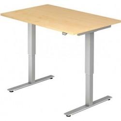 Schreibtisch Ahorn von 735 - 1190 mm