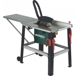 Tischkreissäge m 2. BlattTKHS 315 C 2,0 WNB Metabo